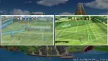 Wii Sports Club  Wii U vs. Wii - Graphics Head-to-Head Comparison Video