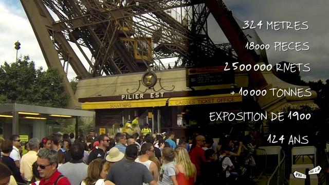 PCPL à la Tour Eiffel (75007)