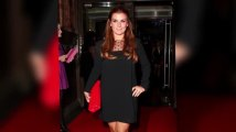 Coleen Rooney Wows in a Polka Dot LBD at a Charity Night