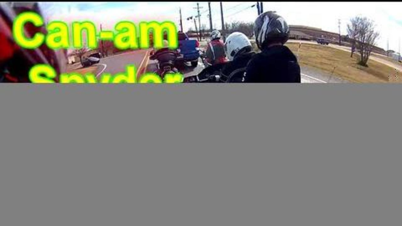 Can-am Spyder Motorcycle or Not?