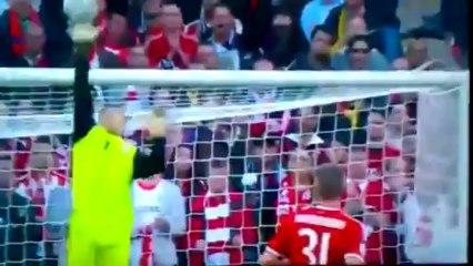 Bayern Munchen – Borussia Dortmund 2 – 1 Finale Champions League 2013