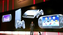 Gadgets galore at Sony's press conference