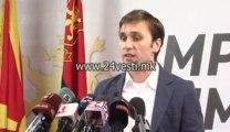 IZJAVA VMRO DPMNE ALEKSANDAR KOLEV  ZA FIRMATA  JAVOR SPED OD STRUMICA  23 09 2013