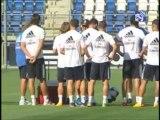 Sesion de entrenamiento Real Madrid  23/09/2013