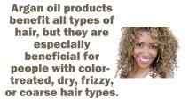 Moroccan Argan Oil Shampoo & Conditioner Set: Luxurious Hair Care Treatment