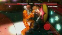Cowgirls and Clowns Gamelay Video - Dead of Alive 5