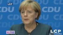 Ça Vous Regarde - Le débat : Angela Merkel : au sommet de l'Europe ?