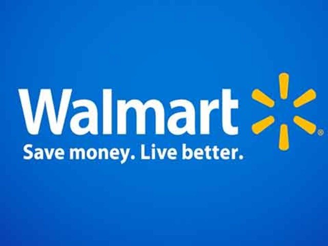 Wal-Mart announced that it plans to hire 55,000 temporary workers.