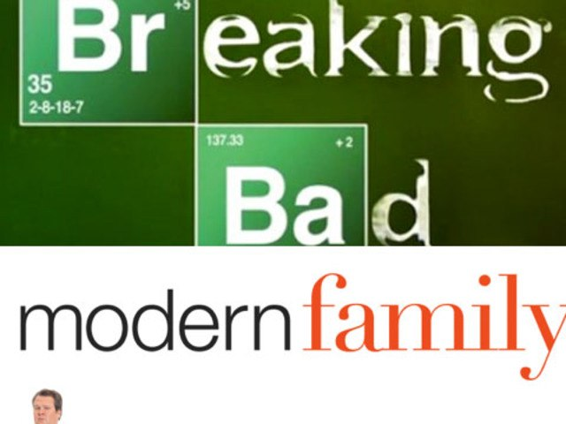 Breaking Bad and Modern Family won big at the Emmys!