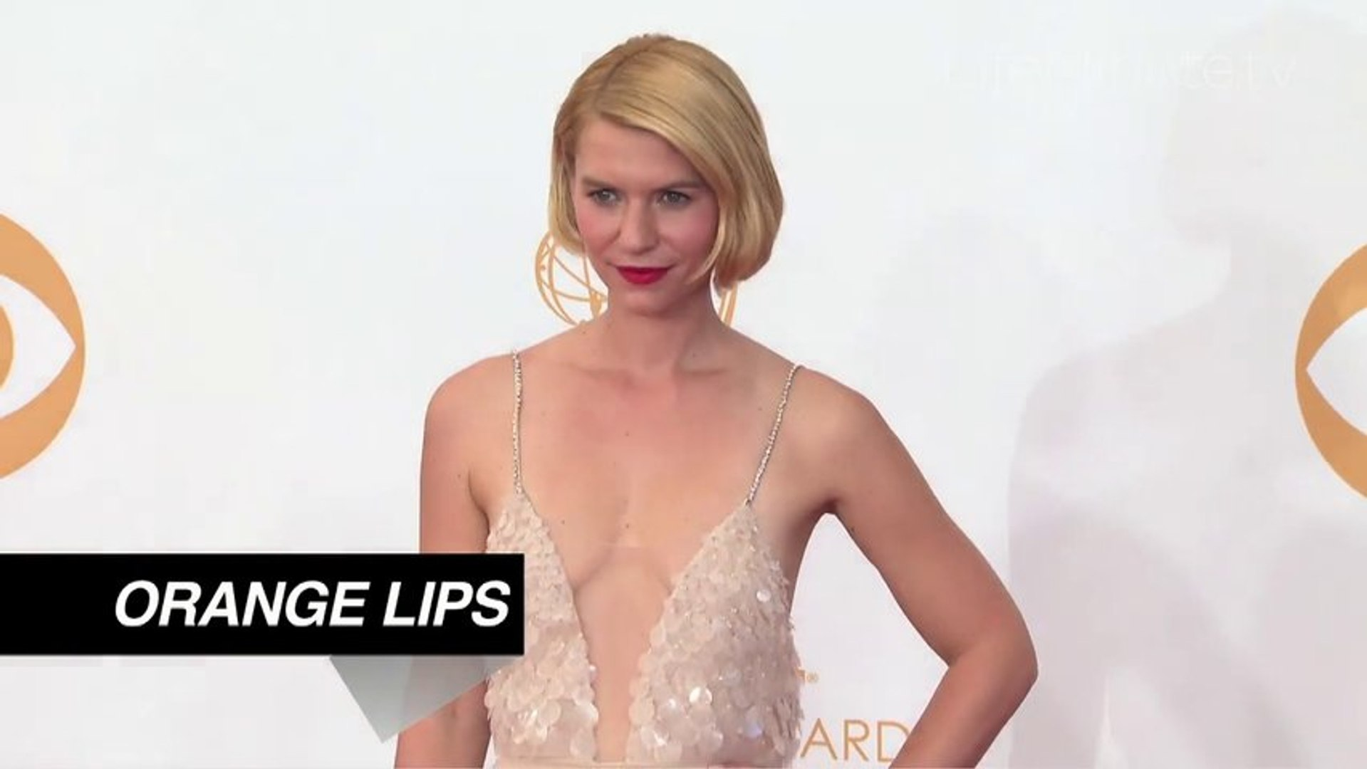 2013 Emmy Red Carpet Fashion and Beauty Trends
