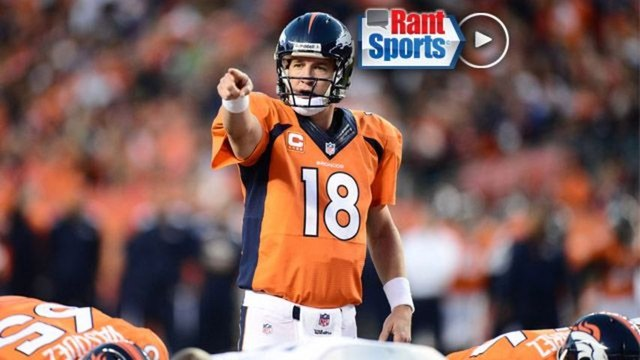 Another Week, Another Broken NFL Record For Peyton Manning