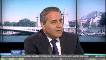 """Xavier Bertrand """"François Hollande ne fera rien comme réformes parce qu'il veut se garder des chances d'être réélu"""""""