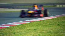 Unschlagbar schnell - Sebastian Vettel auf dem Weg zum F1-Triple 2013