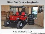 Mikes Golf Carts, Golf Carts for Sale Georgia, EZ-Go, Yamaha, Club Car Golf Carts for Sale