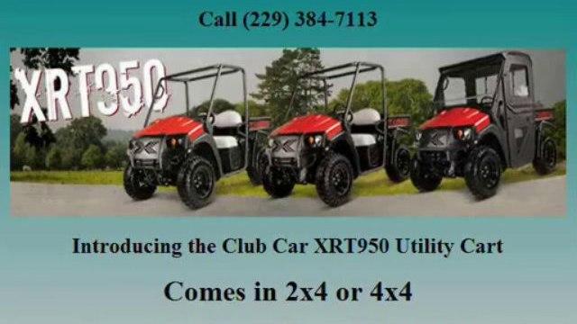 Mikes Golf Carts, Club Car XRT950 for Sale Georgia, Club Car XRT-950 for Sale Ga