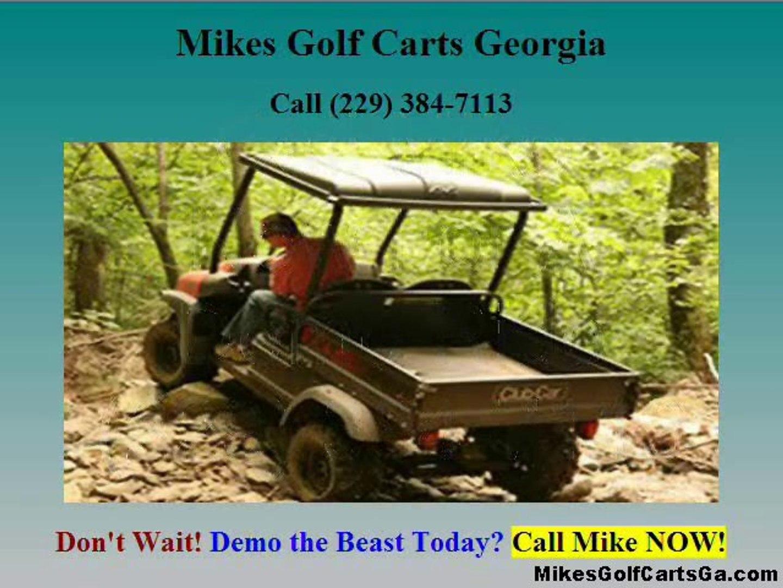 Mikes Golf Carts Club Car Xrt950 Dealer Georgia Club Car Xrt950