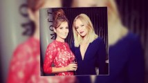 Cheryl Cole Supports Kimberley Walsh at Her Book Launch Party