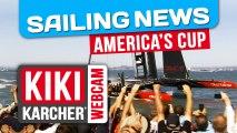Analyse de la Régate 16 avec une nouvelle victoire de Oracle | America's Cup | Kiki Karcher's Webcam
