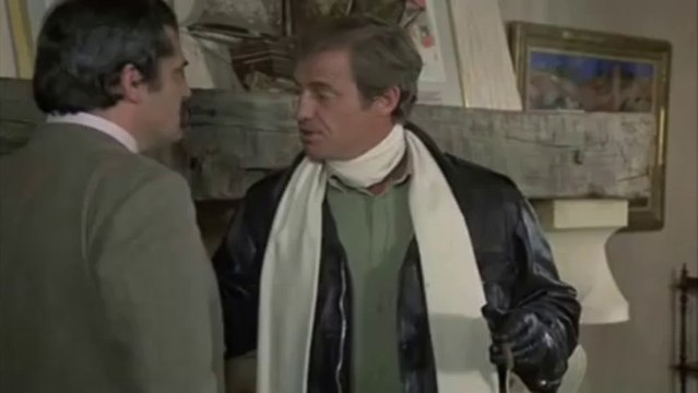 Belmondo chez les Bettencourt...