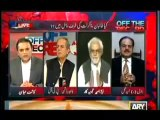 Off The Record with Kashif Abbasi - 24th September 2013 ( 24-09-2013 ) Full On ARYNews