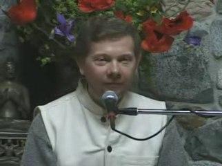 Eckhart Tolle - Závěrečná písnička