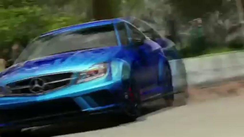 DriveClub - Mercedes Benz TV