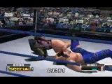 Nintendo 64 - WWF No Mercy - Intercontinental Title - Match 4 - Chris Jericho vs Chris Benoit