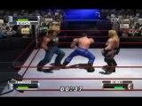 Nintendo 64 - WWF No Mercy - Intercontinental Title - Match 6 - Chris Jericho & Faarooq vs Chris Benoit