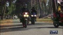24 Heures Moto : Concentration de motards (Le Mans)