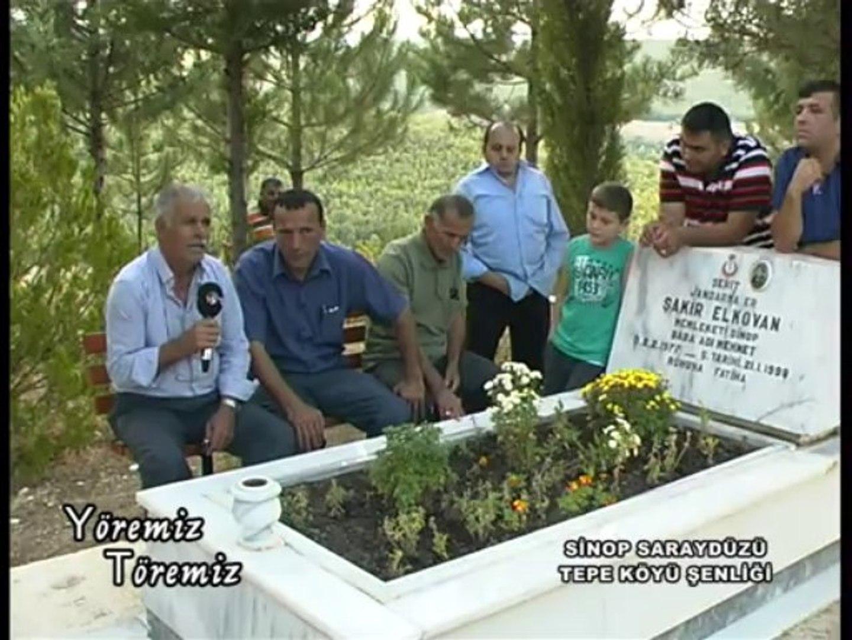 Yöremiz Töremiz - Sinop Saraydüzü Tepe Köyü Şenliği 1.Bölüm