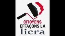 DIEUDONNÉ _ SORAL _ EFFAÇONS LA LICRA  !