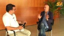 260913 Entrevista a Felipe del Val, organizador del Festival de cortos de SAB Premiso Oriana 2013