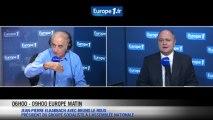 """Bruno Le Roux : """"Je comprends ce qu'a dit Manuel Valls"""""""