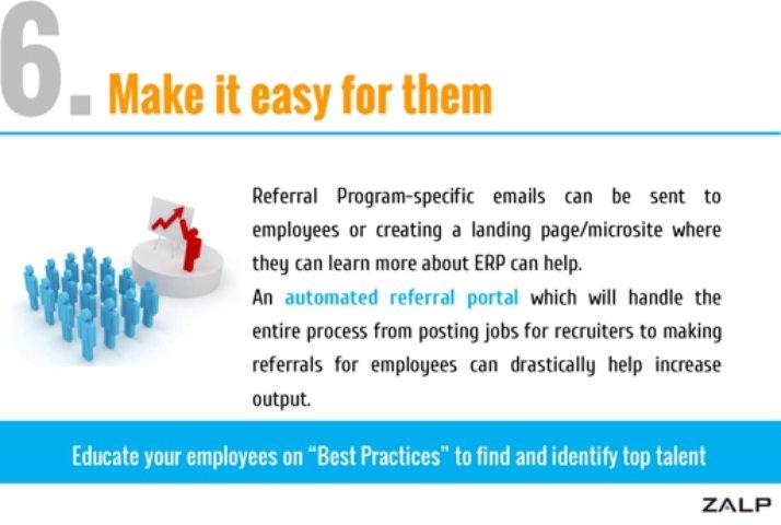 Referral Program: Best Social Recruiting Software
