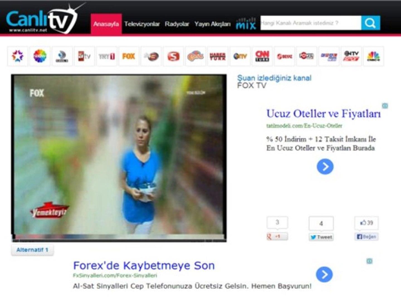 Fox Tv izle - Fox Tv Canlı izle
