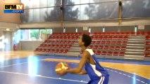 La Fédération française de basket espèrent attirer de nouveaux licenciés - 25/09