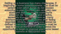 Succeeding With Your Home Based Business