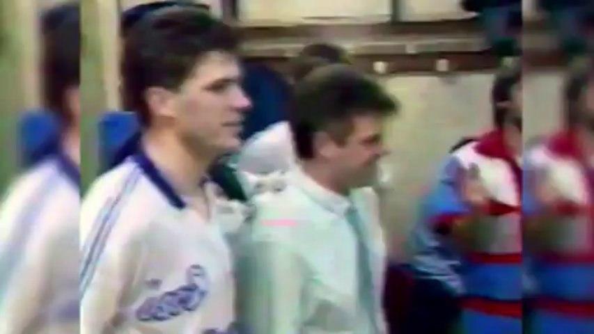 HAND Quand Thierry Anti, Mile Isakovic et les cristoliens (1989) dansent sur leur chanson fétiche