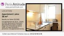 Appartement Studio à louer - Neuilly sur Seine, Neuilly sur Seine - Ref. 8210