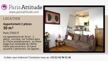 Appartement 1 Chambre à louer - Batignolles, Paris - Ref. 3065