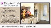 1 Bedroom Apartment for rent - Neuilly sur Seine, Neuilly sur Seine - Ref. 8270