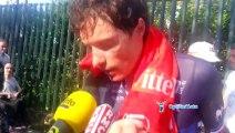 """Championnats du Monde 2013 - Sylvain Chavanel : """"Après 30km, j'ai faibli"""""""