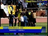 U14  Fenerbahçe 7-1 Beşiktaş - 21 Eylül 2013 Cumartesi