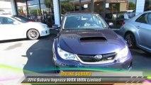 2014 Subaru Impreza WRX WRX Limited - Irvine Subaru, Lake Forest