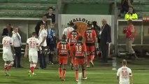 Stade Lavallois (LAVAL) - Stade Brestois 29 (SB29) Le résumé du match (8ème journée) - 2013/2014
