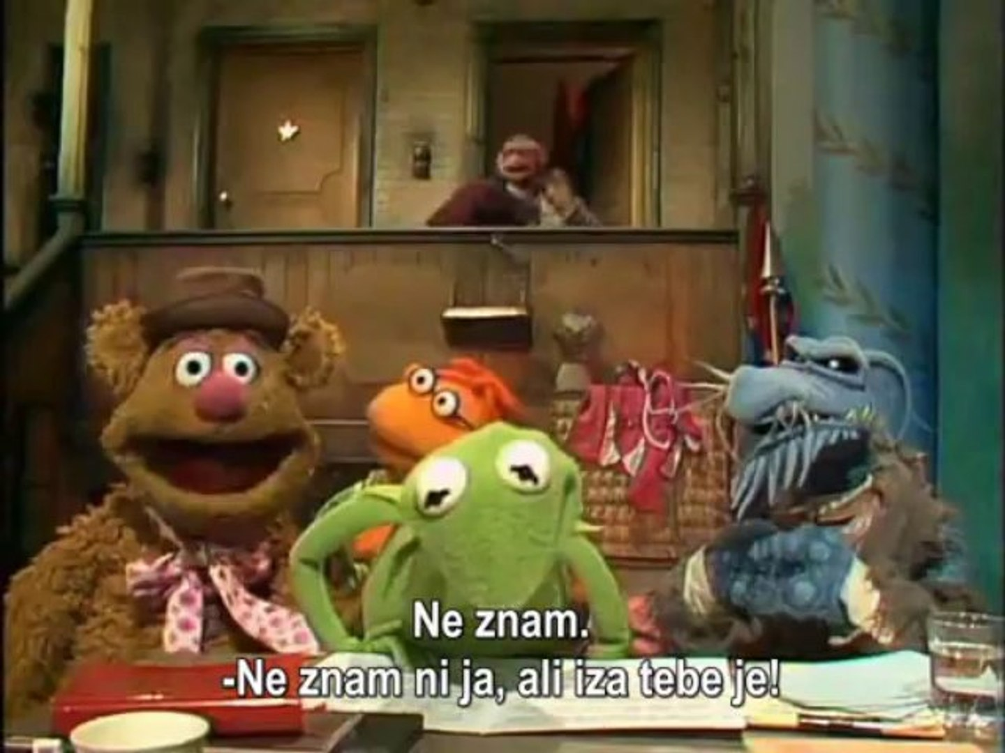 The Muppet Show S01-E21 - Twiggy