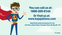 Feeling Lucky – Bajaj Allianz Individual Overseas Travel Insurance
