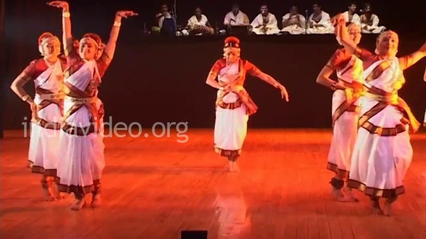 Bharatanatyam Dance Performance by Mallika Sarabhai