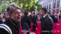 Niall Horan Of One Direction Playing Soccer -- Is He Better Player Than Louis Tomlinson?