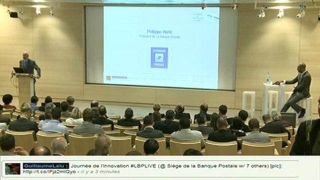 Journée de l'Innovation 2013 La Banque Postale - Introduction de Philippe Wahl